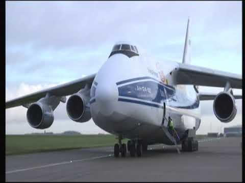East Midlands Airport Cargo Expansion Plans 15th Dec 2017