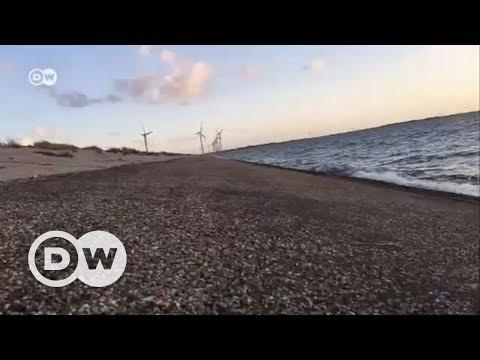 Hollanda'nın suya karşı savaşı - DW Türkçe