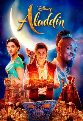 Disney S Aladdin Official Trailer In Theaters May 24 Youtube