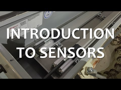 Introduction to Sensors (Part 1 of 2)