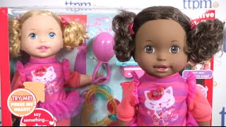 Little Mommy Let's Make Music Doll from Fisher-Price
