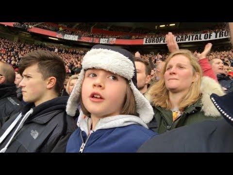 Manchester United v Chelsea | Premier League | Old Trafford