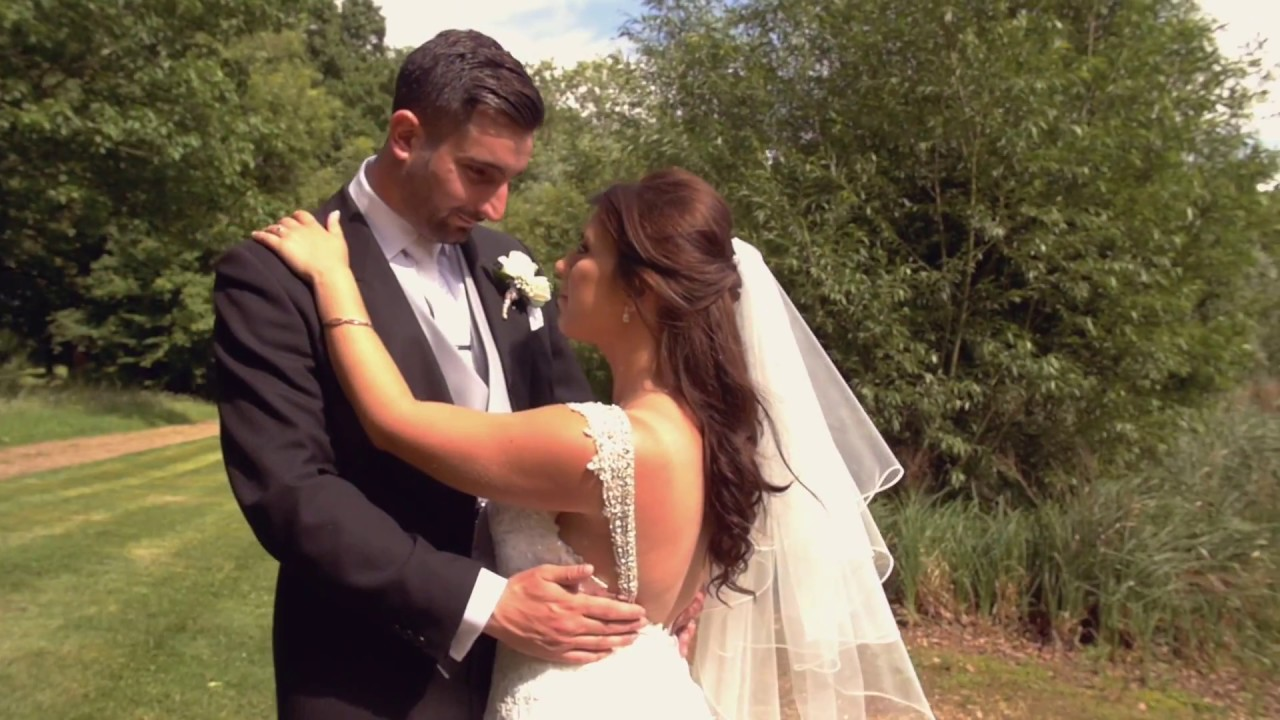 Josh & Jade Wedding Highlight Film at the Great Fosters in Egham ...