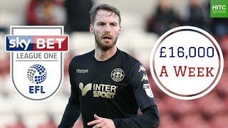 7 Best Paid Players in League One