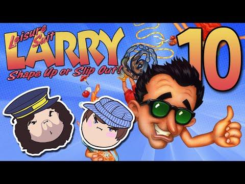Leisure Suit Larry 6: Hot Stuff - PART 10 - Steam Train |