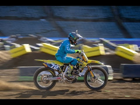 Oakland Track Preview With Martin Castela