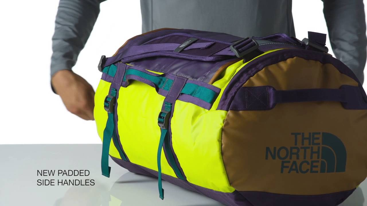 f338369fe6 The north face base camp duffel collection - YouTube