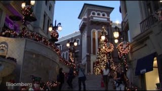 Christmas Sales on Rodeo Drive Don't Top Summer