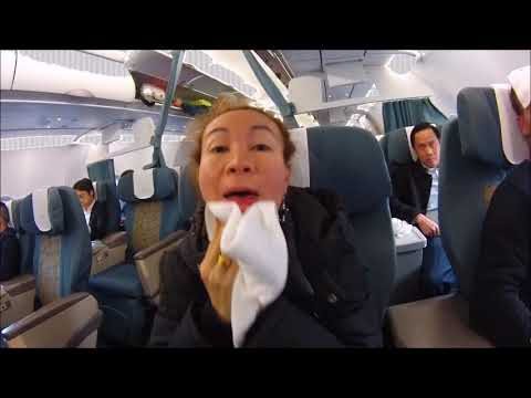 Vietnam airlines domestic business class. Part 1/2. VN 39