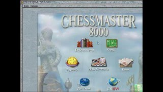 [PC] Chessmaster 8000 (XXI век / GSC). Русская версия