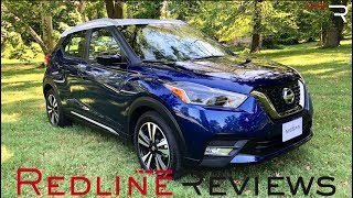 2018 Nissan Kicks SR – The Juke's More Sensible Cousin