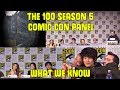 What We Know From The 100 Season 5 Comic Con Panel