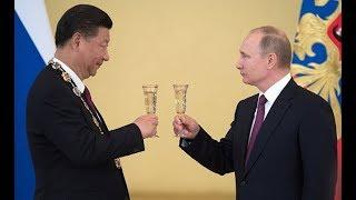 Военные игры России и Китая. Дмитрий Беляков