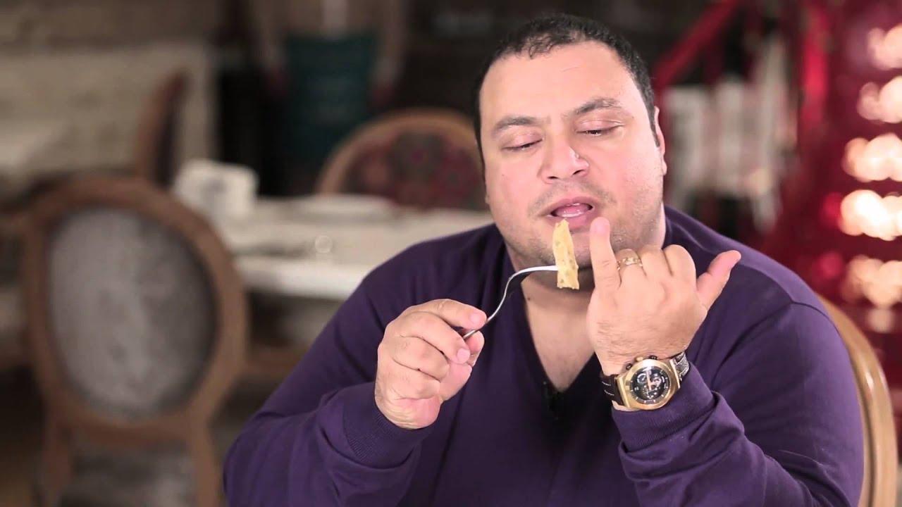 مطعم طبلية مصرية  : الأكيل حلقة كاملة