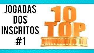 Top 10 Jogadas dos Inscritos #1 - Point Blank