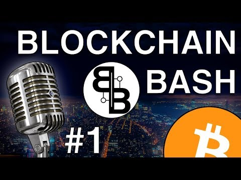 Blockchain Bash #1 -  CFTC and SEC Hearing | Bitcoin Bounce | Forbes Cryptocurrency Rich List
