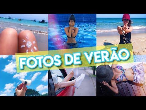 Criando Fotos Tumblr de VERÃO!