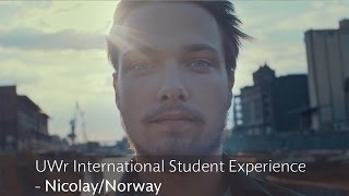 UWr International Student Experience - Nicolay/Norway