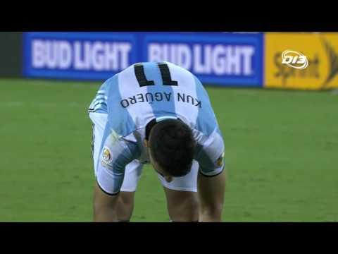 Penales Completos Argentina vs Chile HD 26 de Junio 2016 Claudio Palma