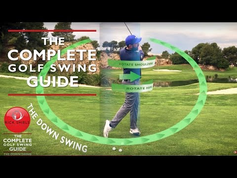 THE DOWNSWING & IMPACT – THE COMPLETE GOLF SWING GUIDE