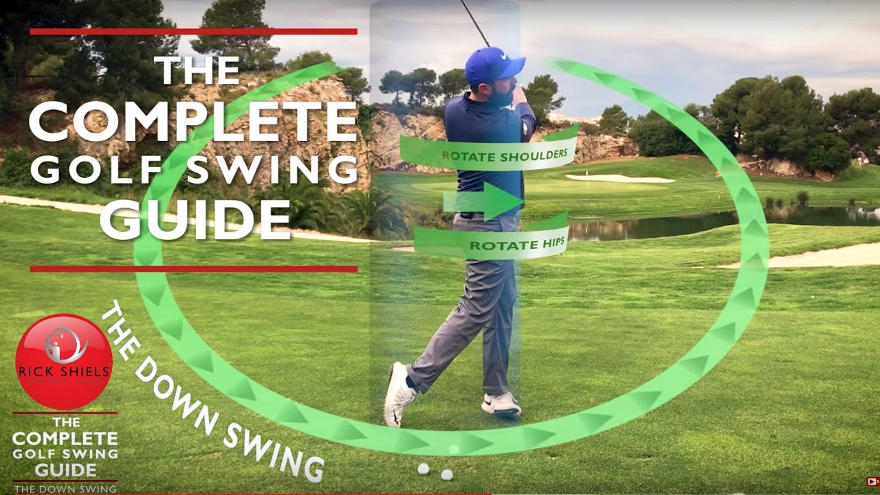 THE DOWNSWING & IMPACT - THE COMPLETE GOLF SWING GUIDE