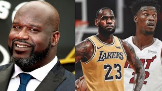 Inside The NBA reacts to Lakers vs Heat Game 2 NBA Finals without Bam Adebayo