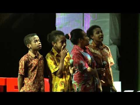 From zero to infinity, a story of children and math: Yohanes Surya at TEDxJakarta