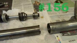#156. Поменял масло на задним амортизаторе Планета 5