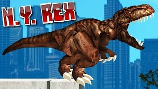 New York Rex (Full Game) - KILLER DINO | Eftsei Gaming