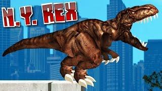New York Rex (Full Game) - KILLER DINO | Eftsei Gaming