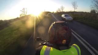 Motorbike ride through Somerset Thumbnail