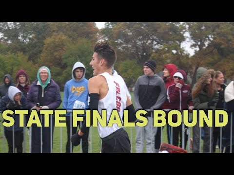 QUALIFYING FOR STATE FINALS (XC)