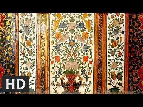 Sheki Khan Palace in Azerbaijan - Bayati  Shiraz - Vagif Mustafazadeh  & Hajibaba Huseynov