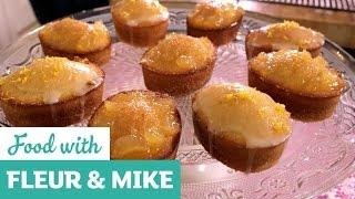 Gluten-free Friands | Fleur & Mike