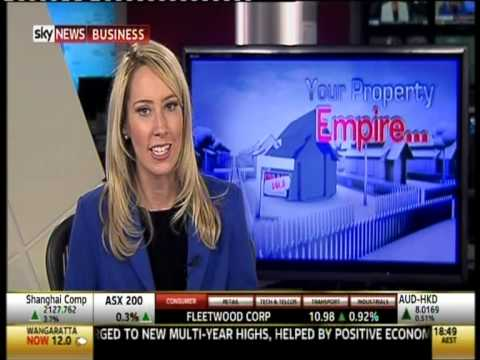 Your Property Empire 120907 Chris Gray Company Title Property Auction Tips Sky News Business