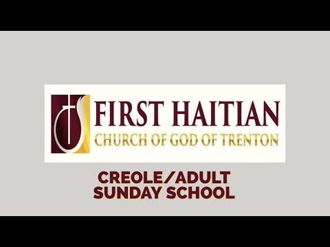 FHCOG Adult Sunday School (Creole)   11/8/20