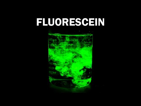 how to make fluorescent dye at home