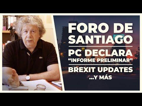 El nacimiento del Foro de Santiago