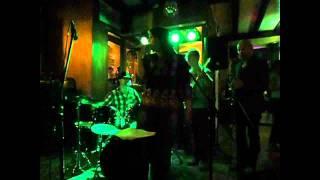 Jamsessie Cafe Buitenzicht Geervliet 30 september 2011 - Bij gebrek aan drummers les 4