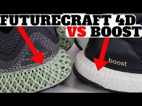 adidas-futurecraft-4d-vs-boost-technology
