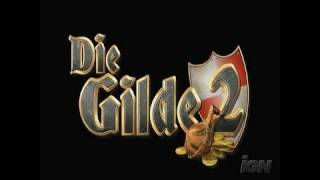 The Guild 2 PC Games Trailer - GC 2006: The Guild 2 Trailer
