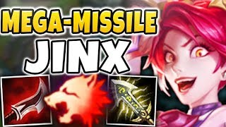 WTF!? JINX CAN ONE-SHOT ANYONE FROM A MILE AWAY?!? THIS JUST IS NOT FAIR!! - League of Legends