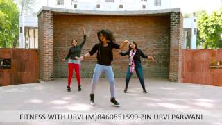 Zumba Fitness for Weight loss// Dance to fitness// cardio exercise
