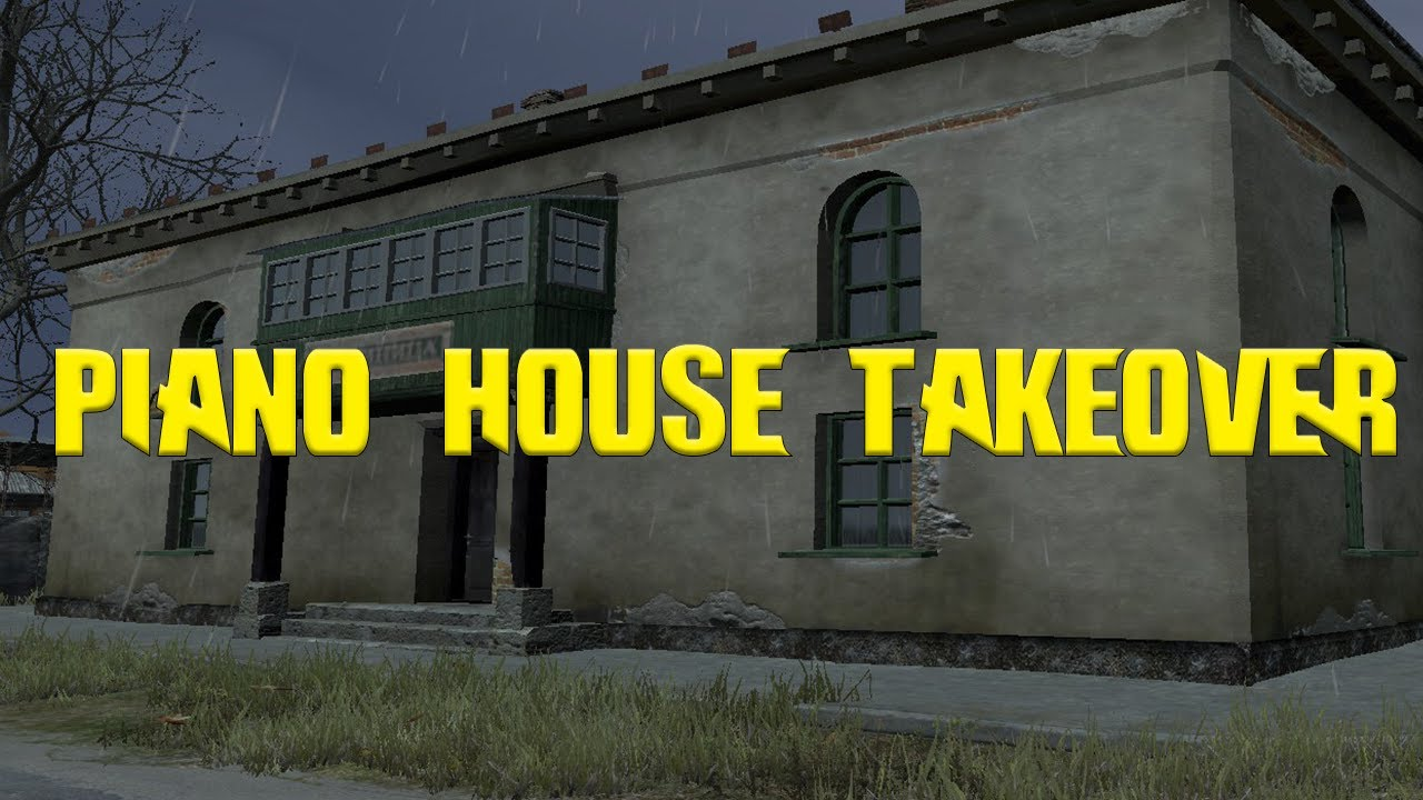 Real Life Piano House??! : dayz - reddit.com