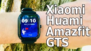 Xiaomi Huami Amazfit GTS Розпакування Налаштування Огляд. Stream