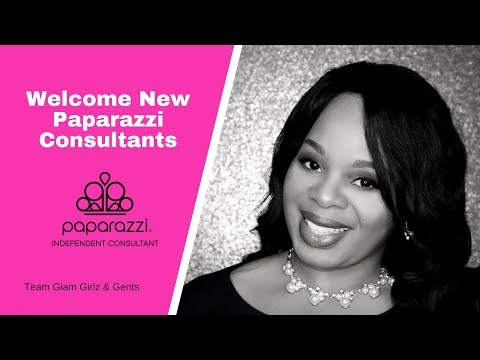 I'm a new Paparazzi Consultant! 5 steps to take after you join.