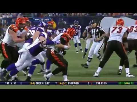 Cincinnati Bengals @ Minnesota Vikings 2009 Week 14