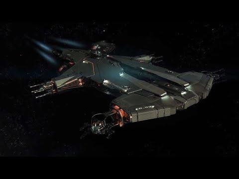 STAR CITIZEN: Aegis Hammerhead commercial