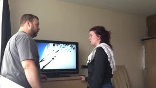 vuclip Smashed TV Prank