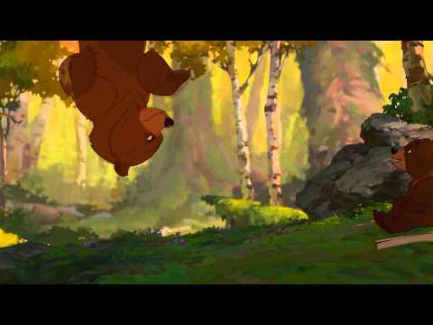 Brother Bear - Kenai Meets Koda (English Blu-Ray Version) [HD]